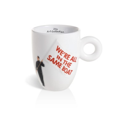 illy Art Collection 2018 Marina Abramovic mug