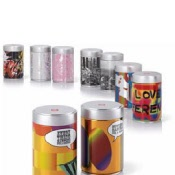 click here to see our coffee cans illy art collection offers